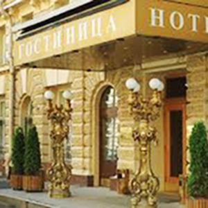 Гостиницы Архиповки