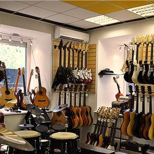 Музыкальные магазины Архиповки