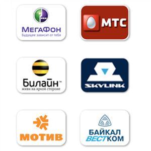 Операторы сотовой связи Архиповки
